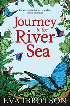 Journey To The River Sea(Review)