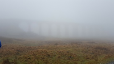 Ribblehead Viaduct (It's there I promise)