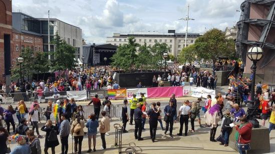 Leeds Pride!